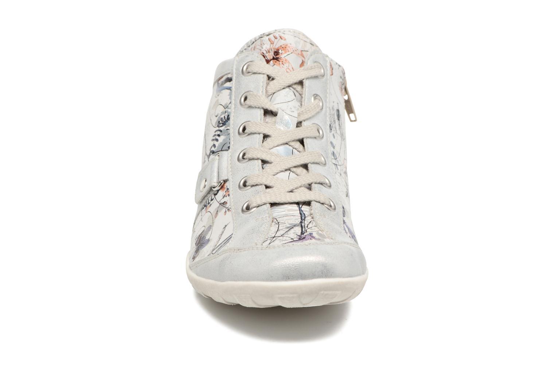 Baskets Remonte Liver Multicolore vue portées chaussures