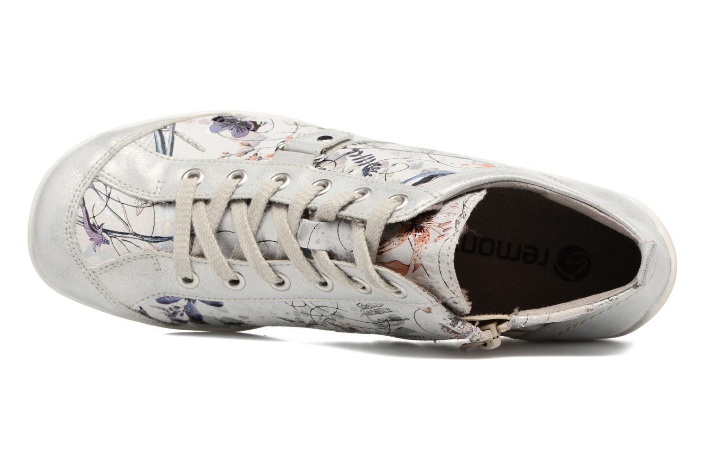 Sneaker Remonte Liver mehrfarbig ansicht von links