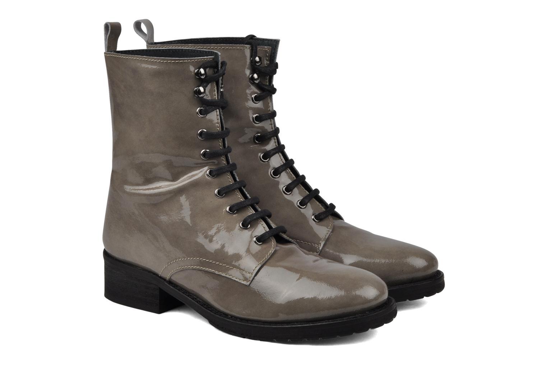 Stiefeletten & Boots Georgia Rose FIZZI grau 3 von 4 ansichten