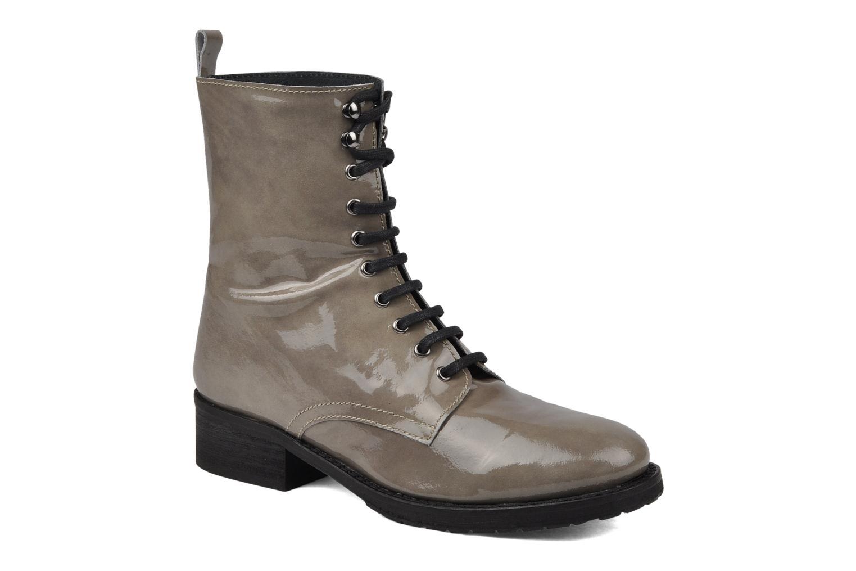 Stiefeletten & Boots Georgia Rose FIZZI grau detaillierte ansicht/modell
