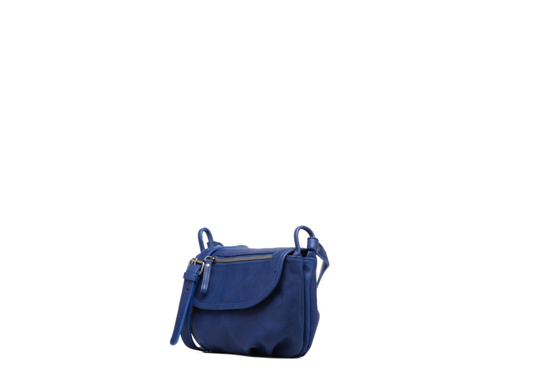 Handtaschen Nat & Nin Jenny blau schuhe getragen