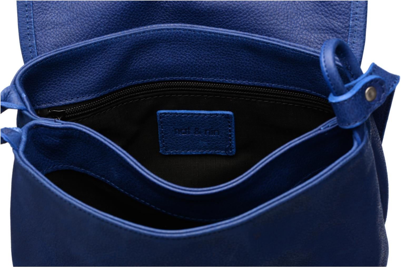 Handtassen Nat & Nin Jenny Blauw achterkant
