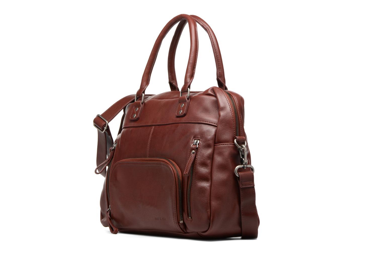 Handtassen Nat & Nin Macy Paars model