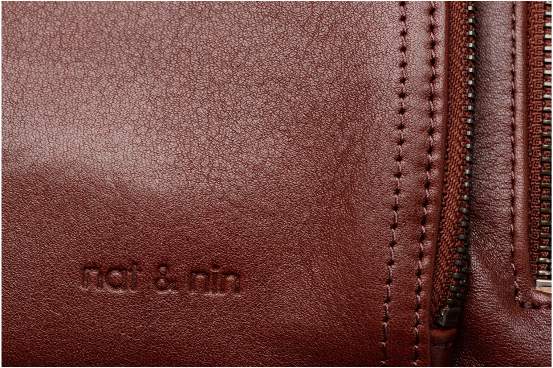 Handtassen Nat & Nin Macy Paars links