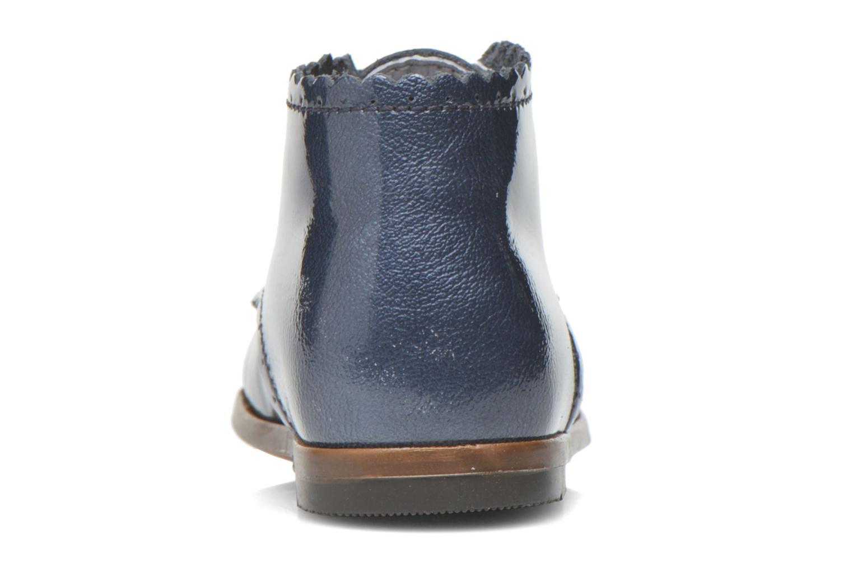Boots en enkellaarsjes Little Mary Vivaldi Blauw rechts