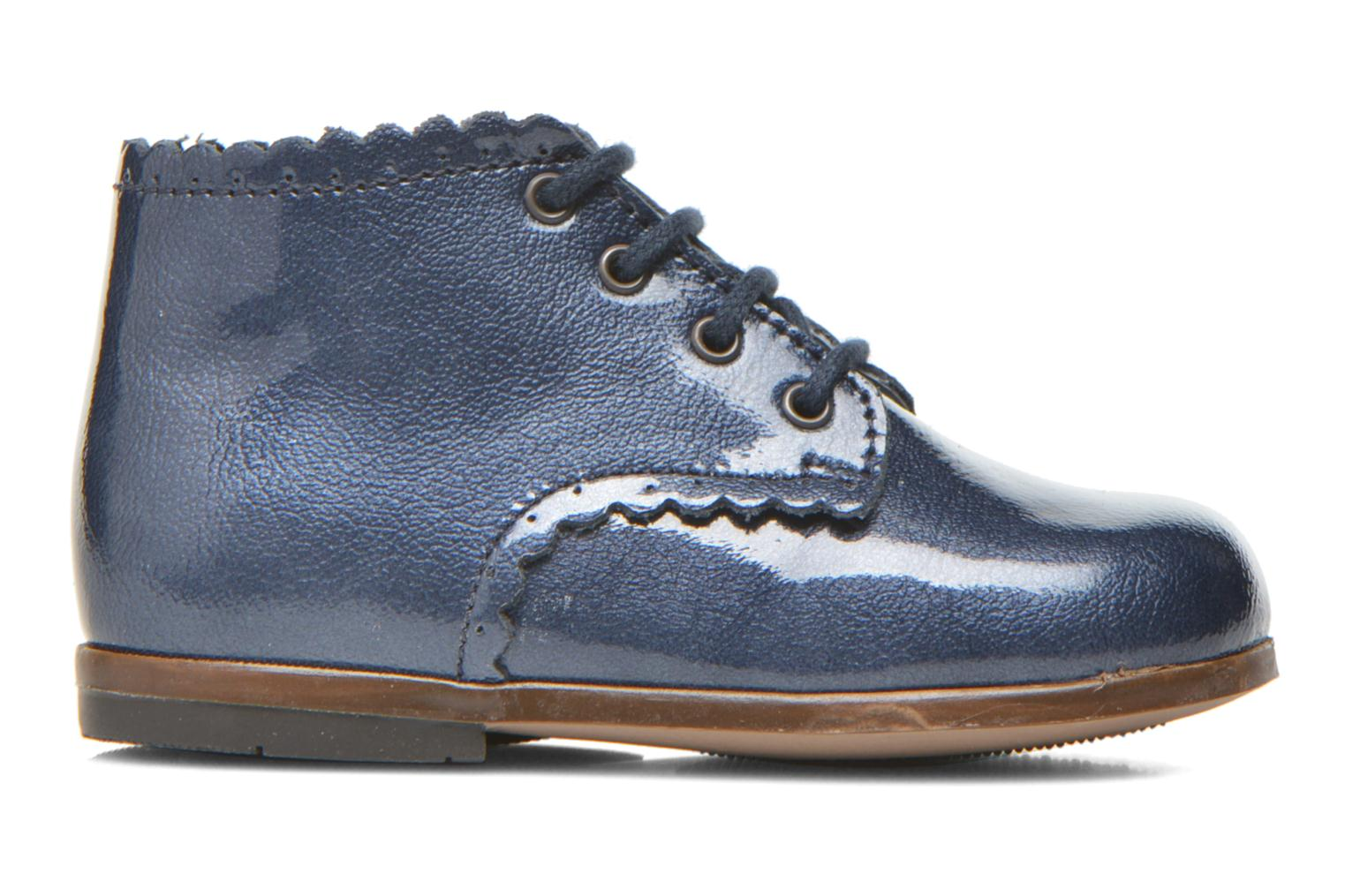 Ankle boots Little Mary Vivaldi Blue back view