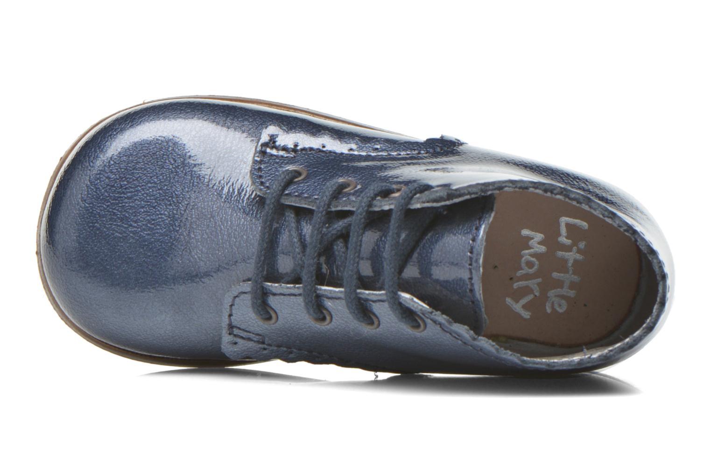 Boots en enkellaarsjes Little Mary Vivaldi Blauw links