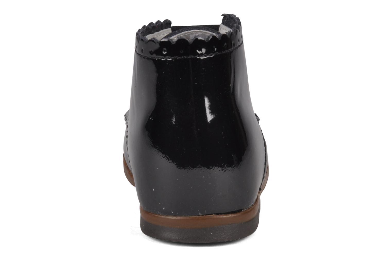 Stiefeletten & Boots Little Mary Vivaldi schwarz ansicht von rechts