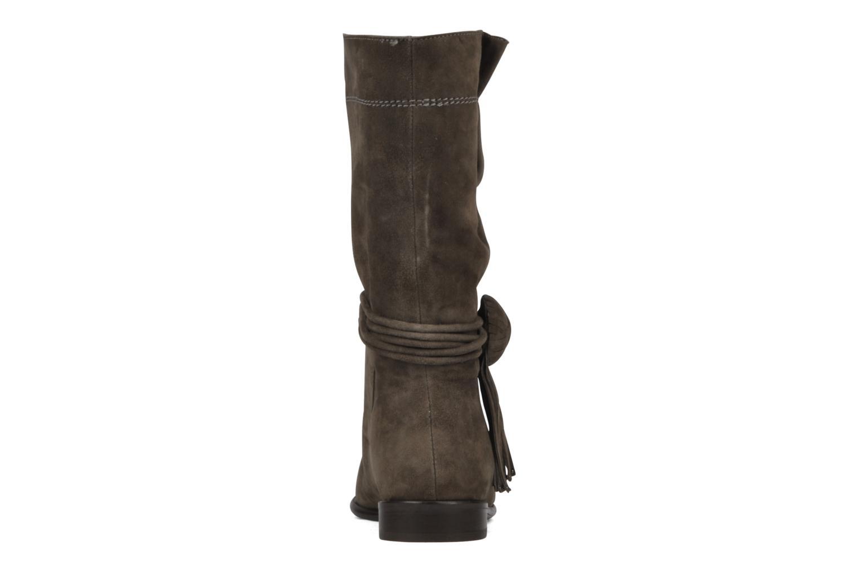 Bottines et boots JB MARTIN Rapa Marron vue droite