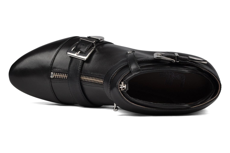 Bottines et boots Belle Guam Noir vue gauche