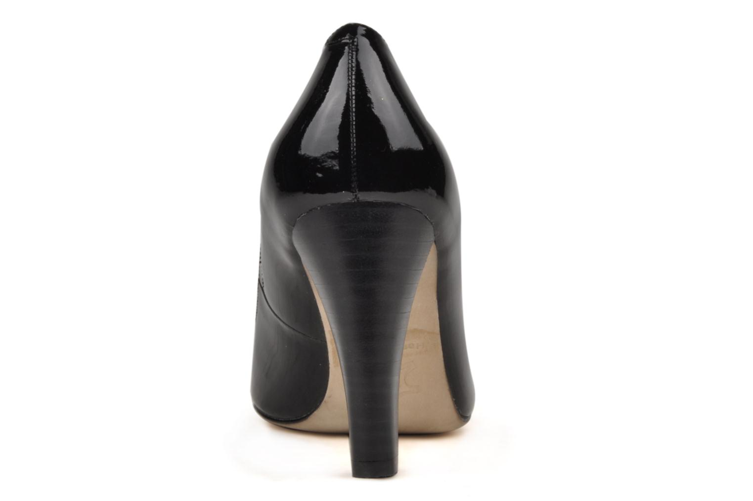 High heels C.Petula Diana Black view from the right