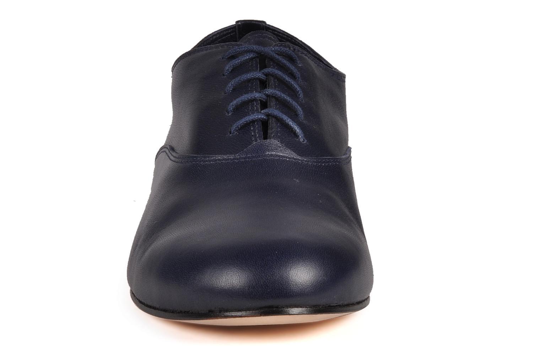 Chaussures à lacets Bloch Astaire Beige vue portées chaussures