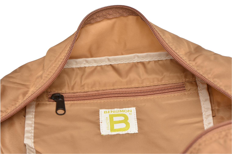 Sacs de sport Bensimon Sport Bag Beige vue derrière