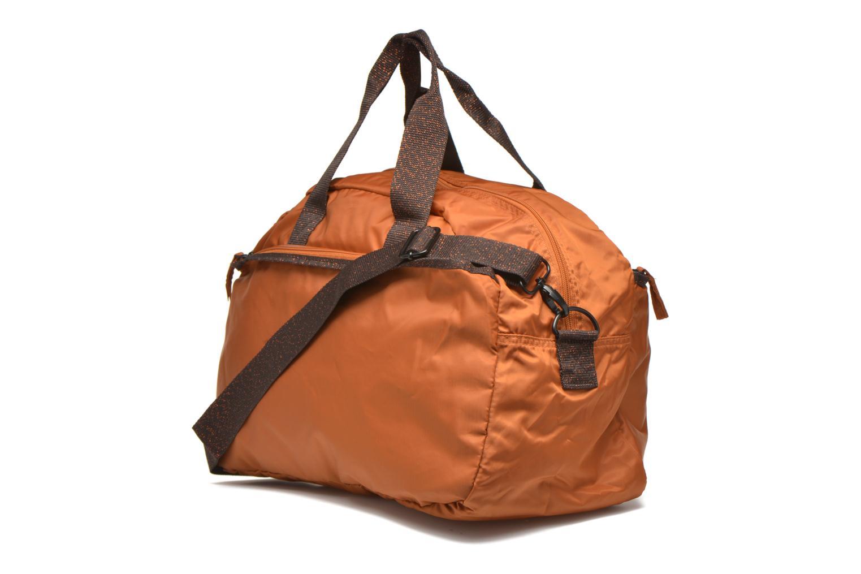 Sporttaschen Bensimon Sport Bag orange ansicht von rechts