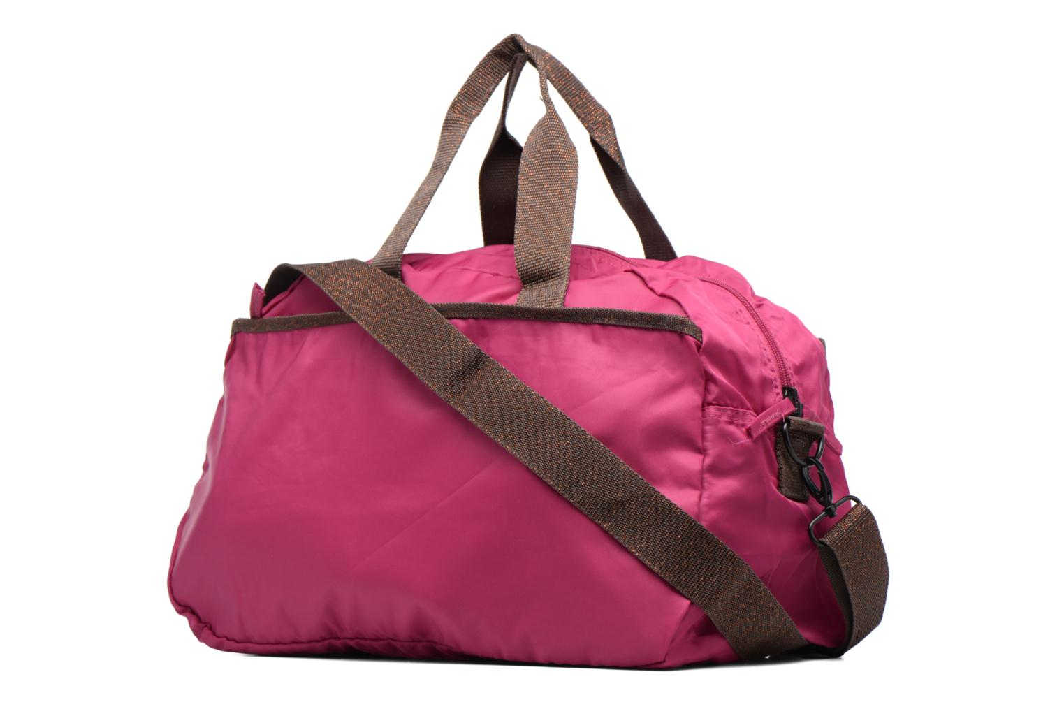 Sports bags Bensimon Sport Bag Pink view from the right