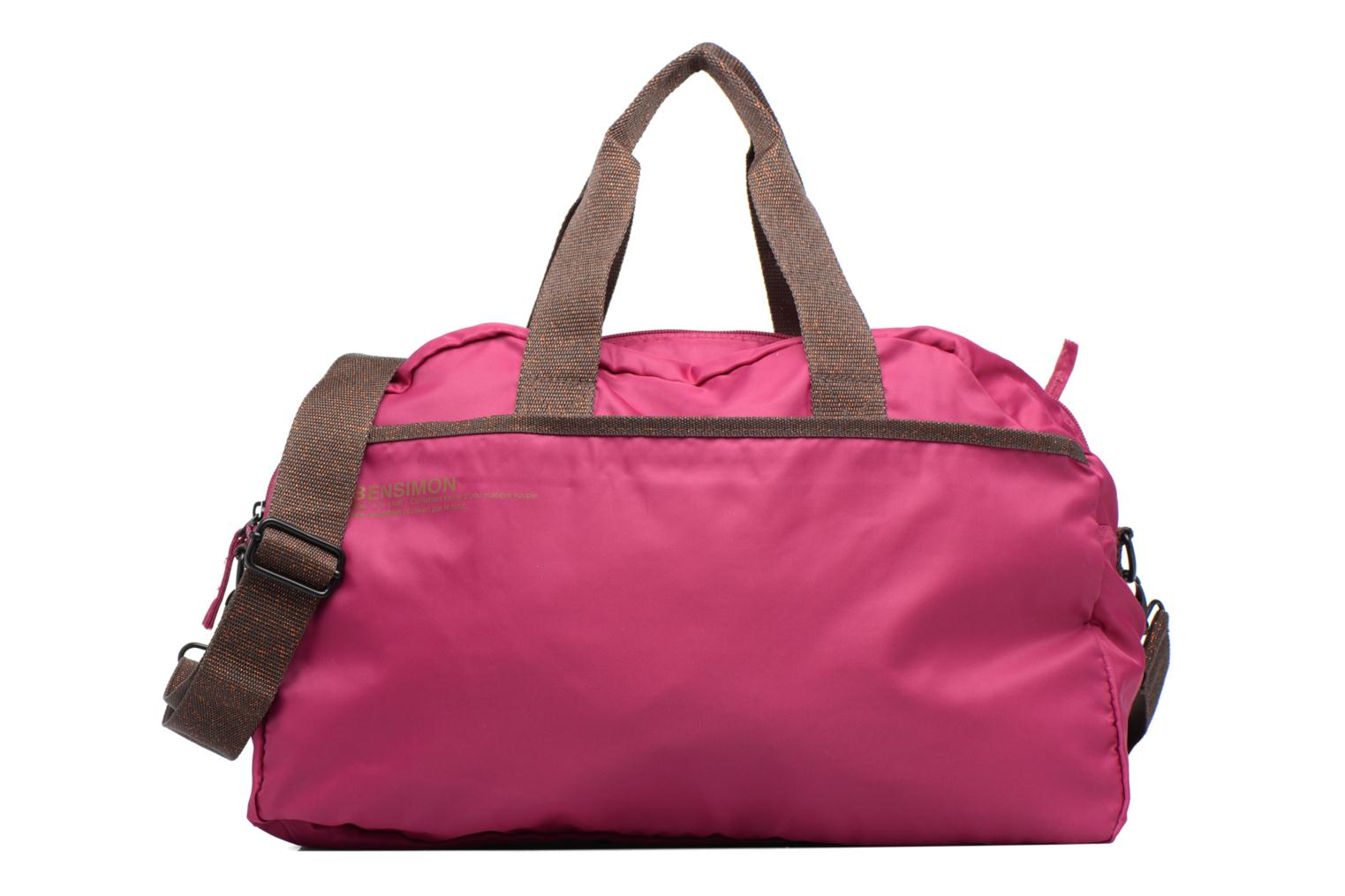 Sports bags Bensimon Sport Bag Pink detailed view/ Pair view