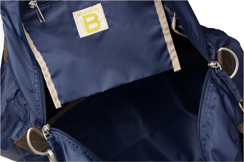 Sporttassen Bensimon Sport Bag Blauw achterkant