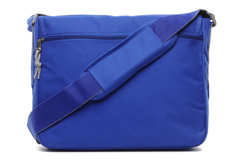 Porta PC Converse Messenger Bag Azzurro immagine frontale