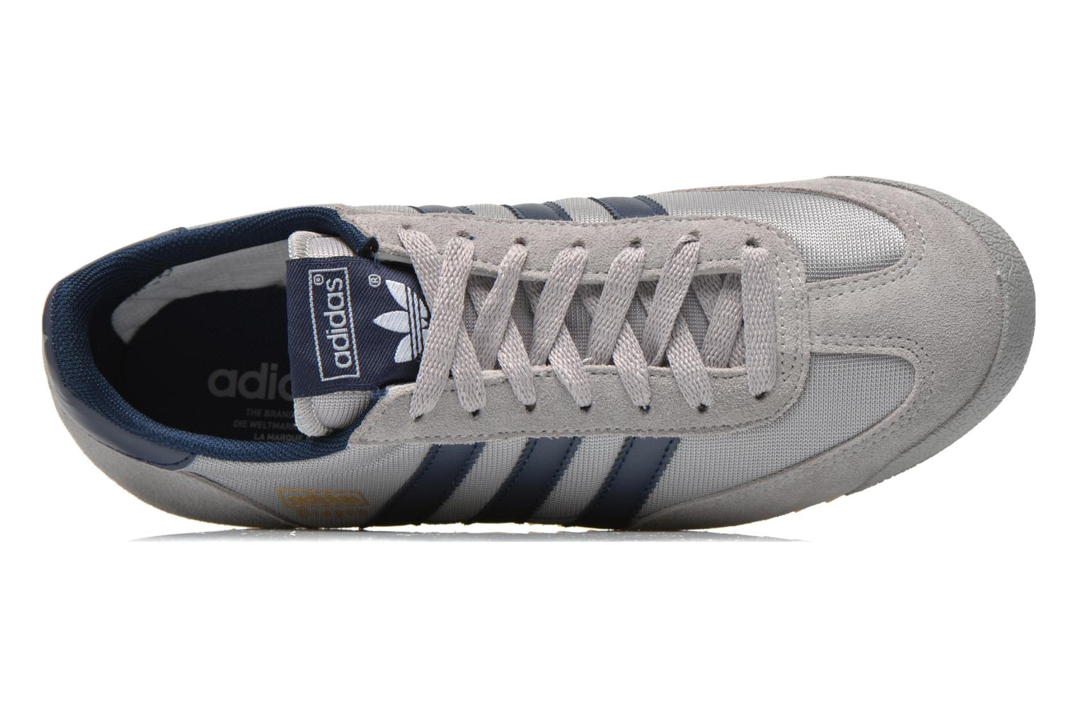 Sneaker Adidas Originals Dragon grau ansicht von links