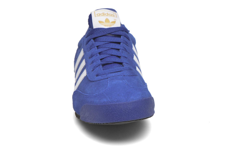 Sneakers Adidas Originals Dragon Blauw model