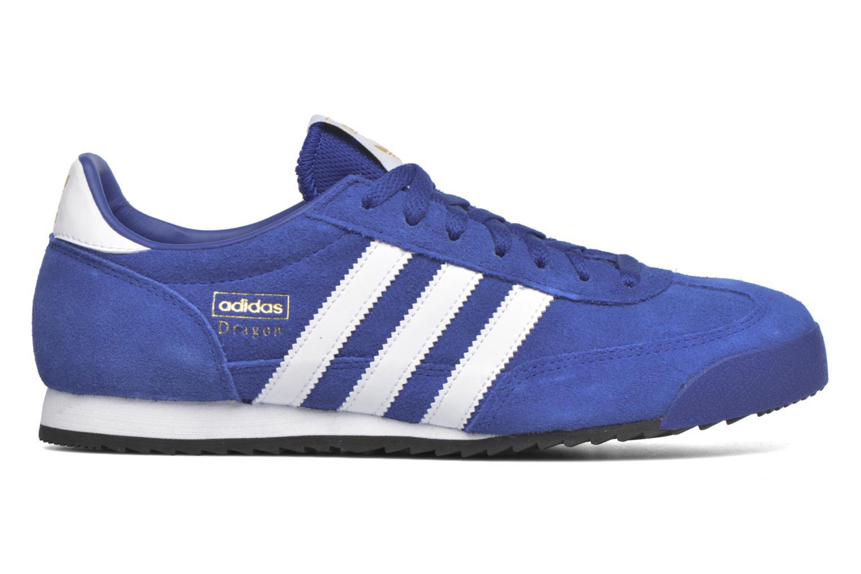 Sneakers Adidas Originals Dragon Blauw achterkant