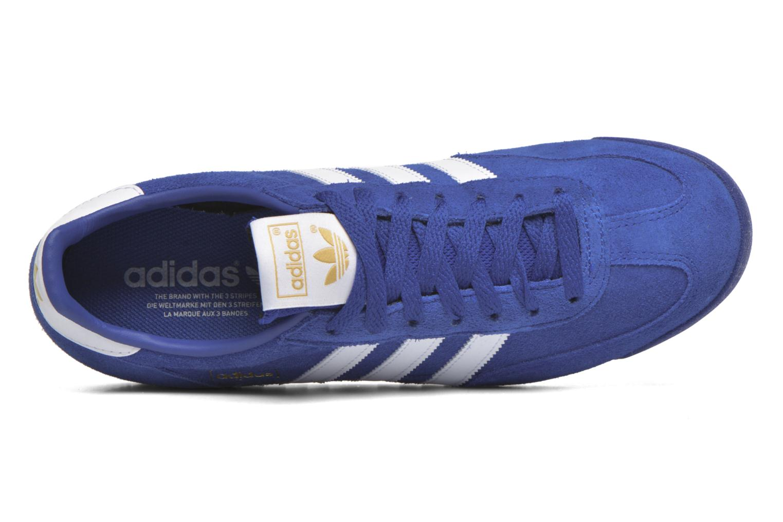 Sneakers Adidas Originals Dragon Blauw links