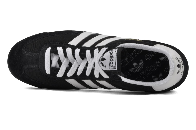 Sneaker Adidas Originals Dragon schwarz ansicht von links