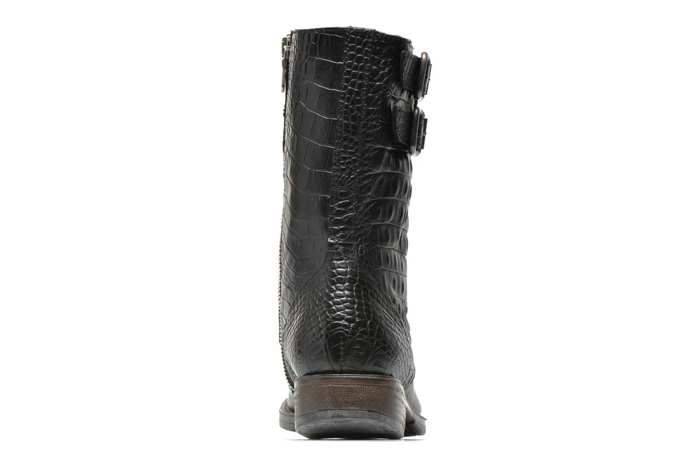 Boots en enkellaarsjes Espace Oudinot Zwart rechts