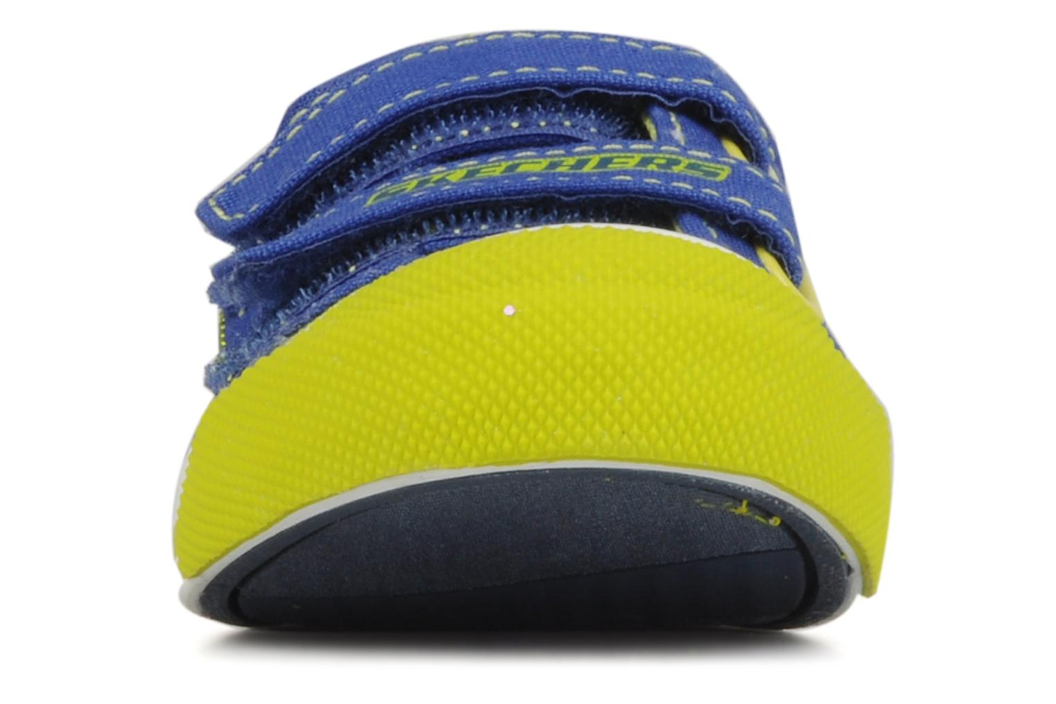 Trainers Skechers Papoose Blue model view