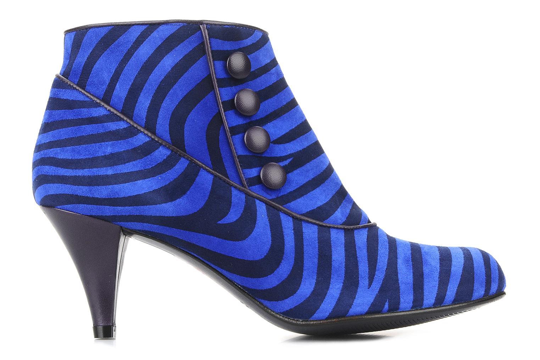 Bottines et boots Annabel Winship Famous Bleu vue derrière