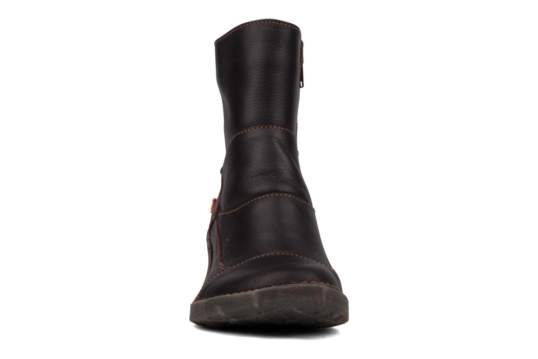 Bottines et boots Art Oteiza 621 Marron vue portées chaussures