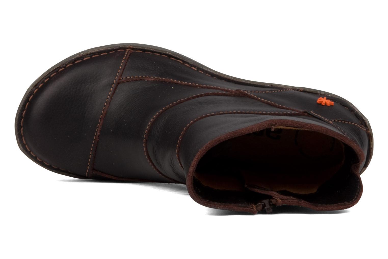 Bottines et boots Art Oteiza 621 Marron vue gauche