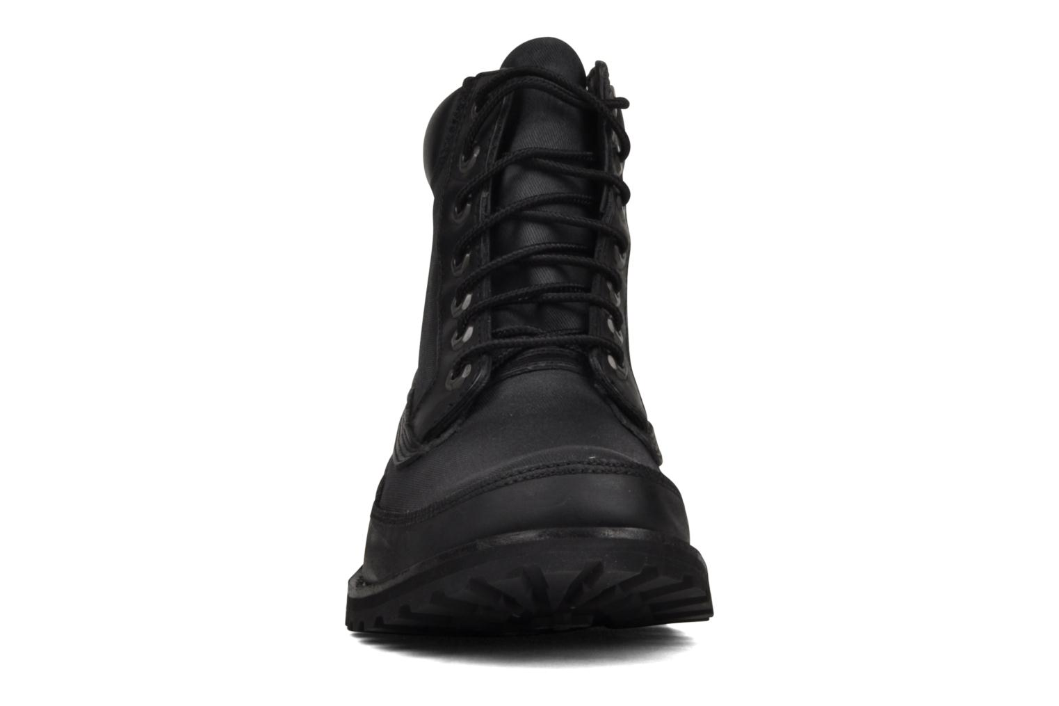 Bottines et boots Timberland 6 Inch Earthkeepers Noir vue portées chaussures