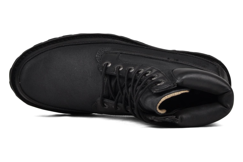 Bottines et boots Timberland 6 Inch Earthkeepers Noir vue gauche