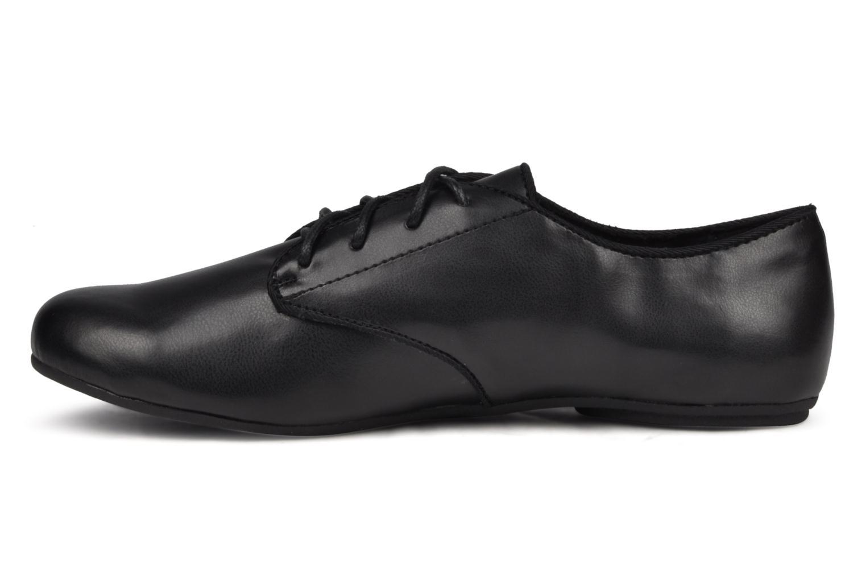 Chaussures à lacets Rocket Dog Boris Tspu Noir vue face