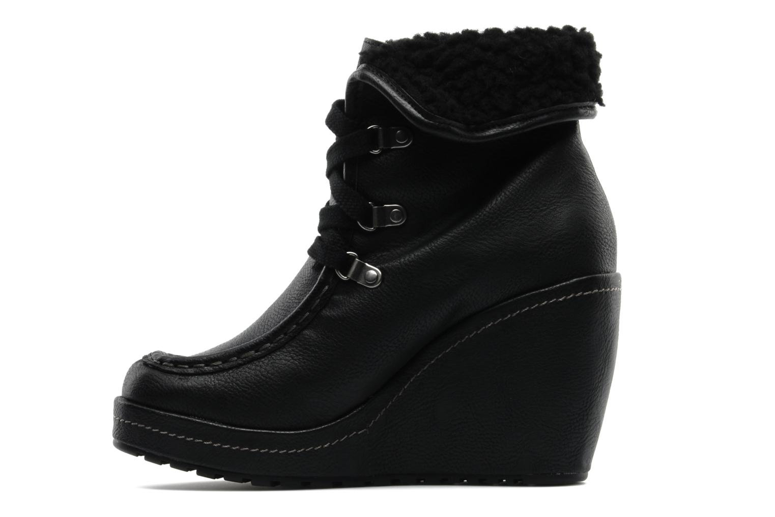 Ankle boots Rocket Dog Bonfire Black front view
