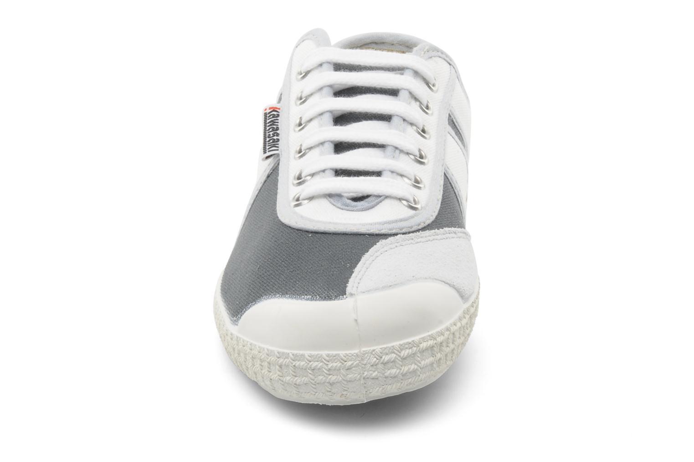 Baskets Kawasaki Kawasaki Bicolore M Blanc vue portées chaussures