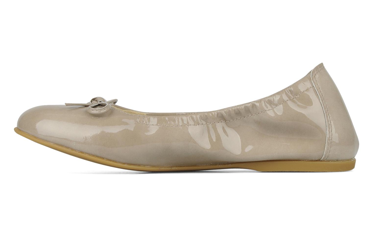 Ballet pumps Unisa Tresy Grey front view