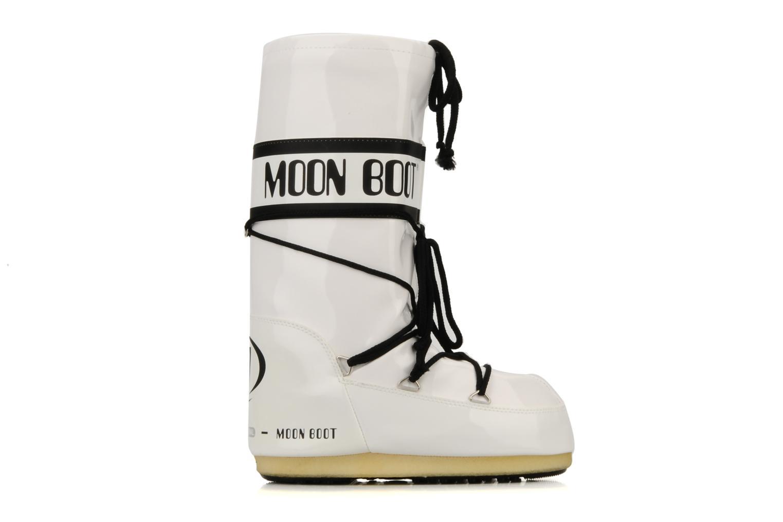 Chaussures de sport Moon Boot Vinil Blanc vue derrière