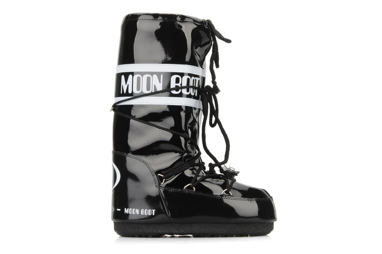 Chaussures de sport Moon Boot Vinil Noir vue derrière