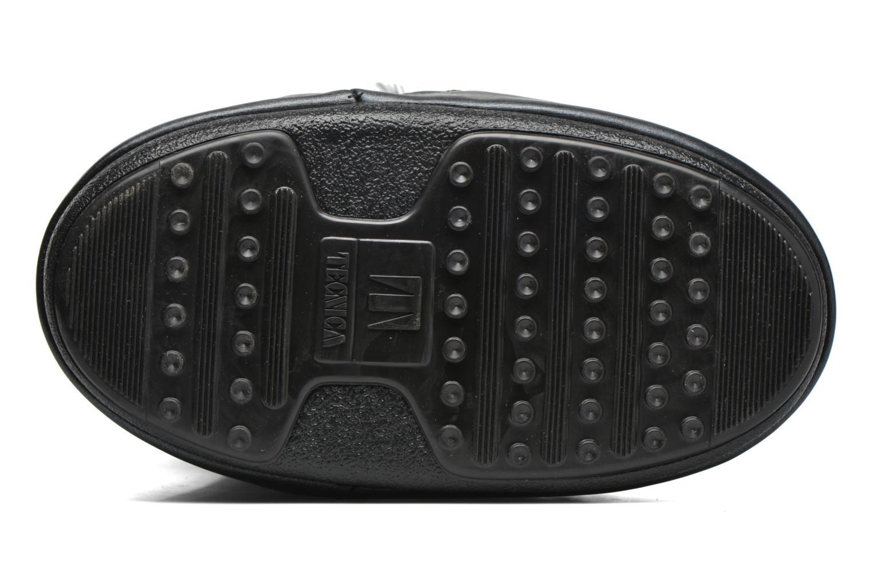 Stiefel Moon Boot Delux schwarz ansicht von oben