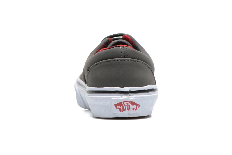 Sneakers Vans K era Grijs rechts
