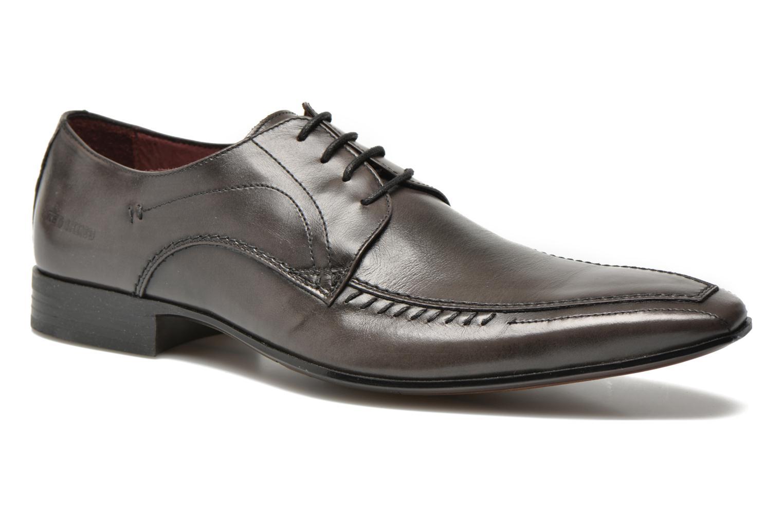 Chaussures à lacets Redskins Hello Gris vue détail/paire