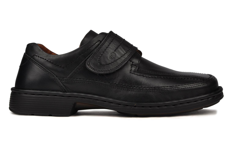 Chaussures à scratch Josef Seibel Bradfjord 06 Noir vue derrière