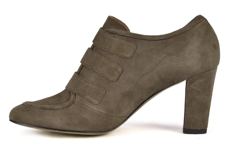 Bottines et boots Avril Gau Flash Gris vue face
