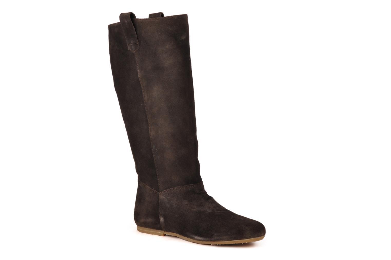 Støvler & gummistøvler Acebo's 5518 Brun detaljeret billede af skoene