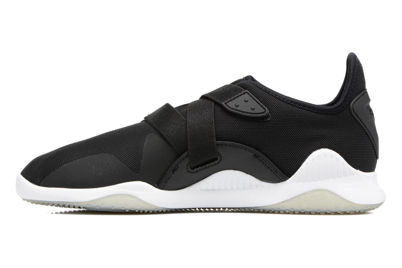 Sneaker Puma Mostro mesh schwarz ansicht von vorne