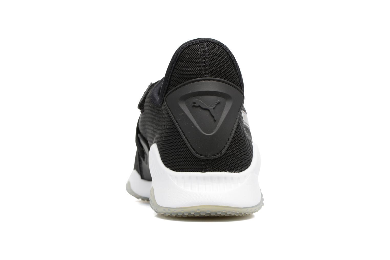 Sneaker Puma Mostro mesh schwarz ansicht von rechts