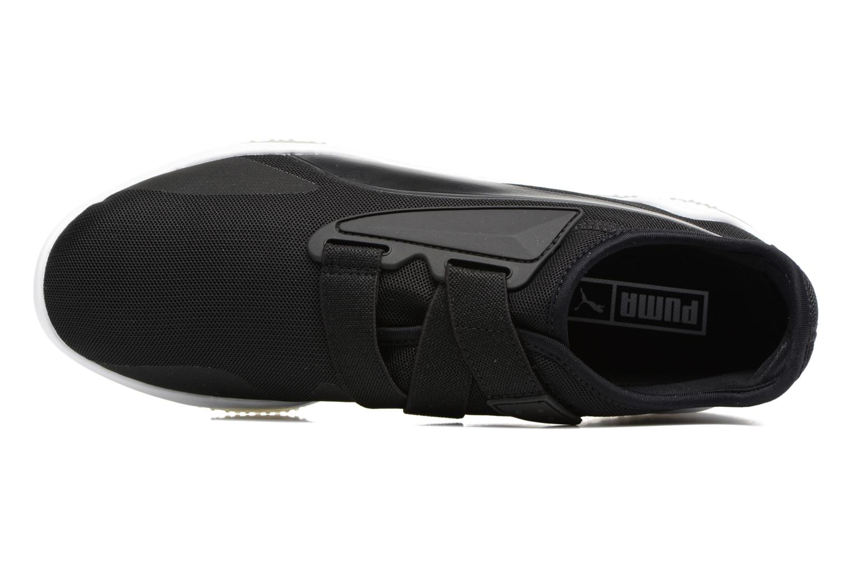 Sneaker Puma Mostro mesh schwarz ansicht von links