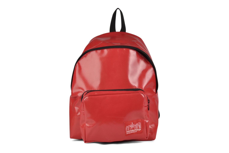 Zaini Manhattan Portage Big Apple Backpack MD Rosso vedi dettaglio/paio